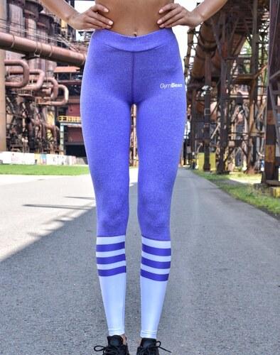 Dámské legíny String Violet Blue - Gymbeam - Glami.cz eaedbef572