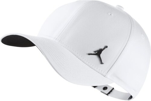 Kšiltovka Air Jordan Classic99 Metal Jumpman Strapback White 899657 ... 05c511ed46