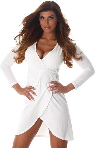 33f47b94b7 Catwalker Nyári ruha, szuper szexi, egyszínű fehér - Glami.hu