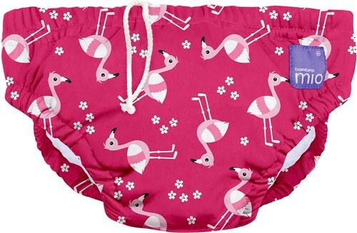 da9f8c90ae4 Bambino Mio Kojenecké plavky Pink Flamingo vel.L - Glami.cz