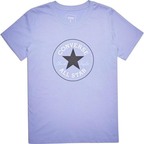 21964ac158e Triko Converse Chest Logo T Shirt Twilight Pulse - Glami.cz