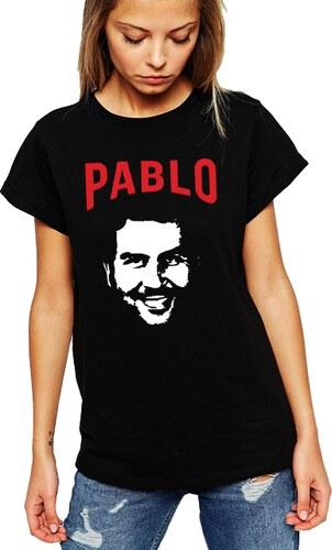FRESHGEAR.sk Dámske tričko Pablo Escobar - Glami.sk 54c9844d17