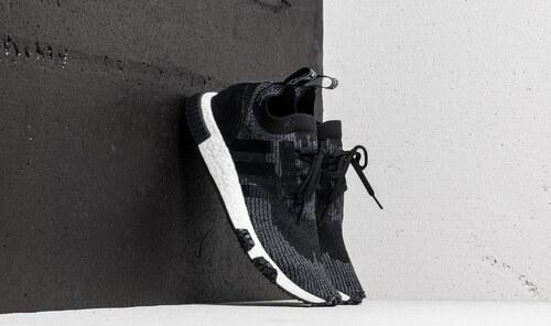 adidas Originals adidas NMD Racer Primeknit Core Black  Grey Five  Ftw White 2789d75a5f4