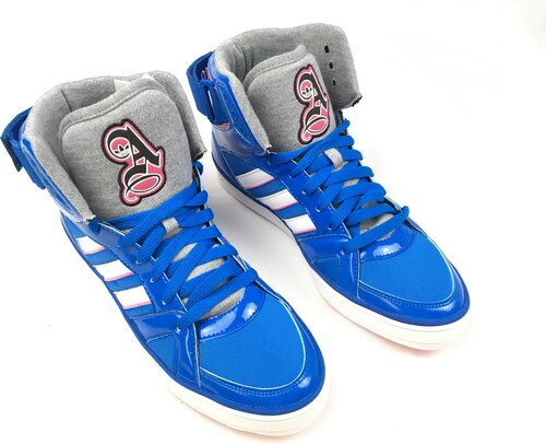 ada97492535 Dámské boty adidas Originals Space Modro Růžové - Glami.cz