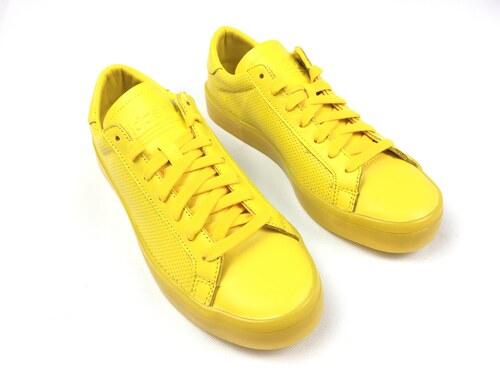 b4e7a850a85 Kožené boty adidas Originals Adicolor - Glami.cz