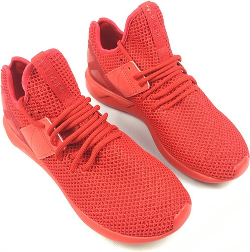 Pánské boty adidas Originals Tubular Červené - Glami.cz dbc05b9751a