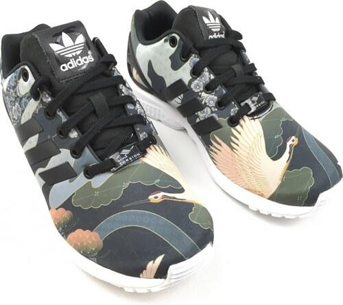 ab3bfa1b6c9 Dámské boty adidas Originals ZX Flux Rita Ora - Glami.sk