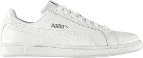 911b46706d9 Pánské kožené boty Puma Smash Cream - Glami.cz