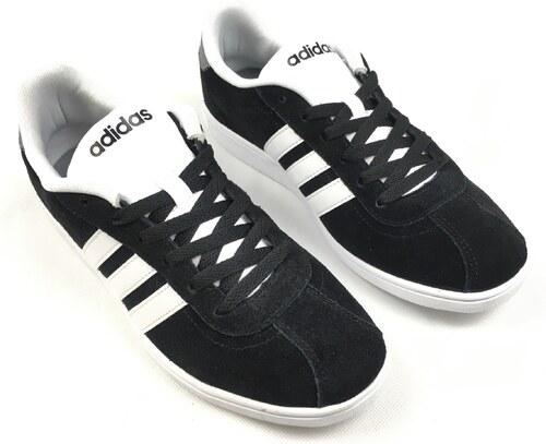 a4f19fc206 Pánské boty adidas VL Court Černé - Glami.sk