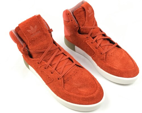 Dámské boty adidas Originals Tubular Invader Červené - Glami.sk aab4bedf7e7