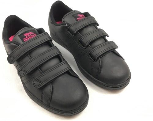 Dámské boty Lonsdale Leyton Černé - Glami.cz e28a41cccf7