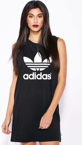 5819dac6c6f2 Dámské šaty triko adidas Originals Trefoil Tank Dress - Glami.cz
