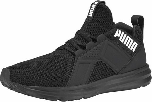 8d349bfe29f PUMA Sportovní boty černá   bílá - Glami.cz