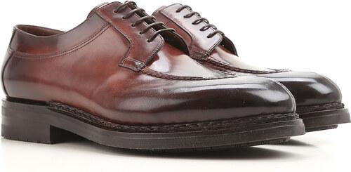 Nové Santoni Šněrovací boty pro muže Oxfordky 109df1fbe9