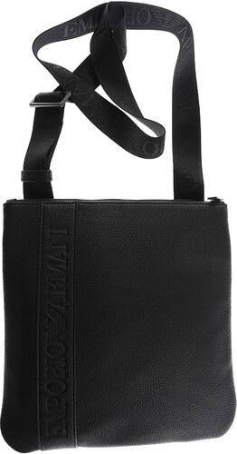 a58df6e303 -24% Emporio Armani Messenger taška přes rameno pro muže Ve výprodeji