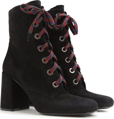 -48% Prada Vysoké boty pro ženy Ve výprodeji v Outletu 8e35aa02997