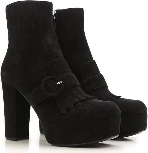 -48% Prada Vysoké boty pro ženy Ve výprodeji v Outletu 4e1b58d9ce