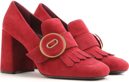 -48% Prada Lodičky   Boty na vysokém podpatku pro ženy Ve výprodeji v  Outletu ef139941065