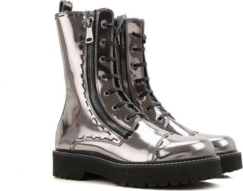 Dolce   Gabbana Vysoké boty pro ženy Ve výprodeji v Outletu cff5dc4989
