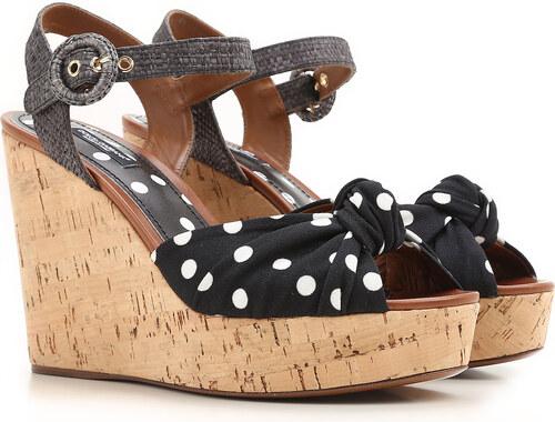 31311276e07b -14% Dolce   Gabbana Sandály pro ženy Ve výprodeji v Outletu