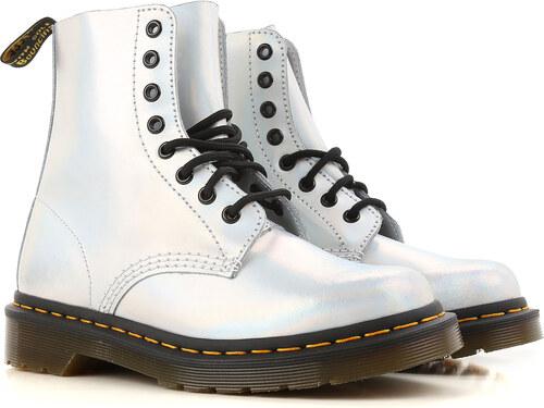 Dr. Martens Vysoké boty pro ženy Ve výprodeji v Outletu 8d6e08dbfa