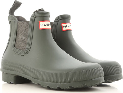 Hunter Vysoké boty pro ženy Ve výprodeji 432d8db465