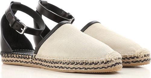 san francisco 547b9 a1f77 Isabel Marant Kadınlar İçin Sandaletler, Deri Sandalet, Ayakkabı İndirimli  Satış, Açık kahve, Deri, 2017, 10 8 9