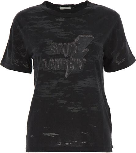 6d93bb4ba437 -25% Yves Saint Laurent Tričko pro ženy Ve výprodeji