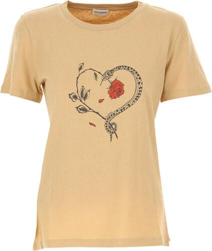 546aaea5d90e -30% Yves Saint Laurent Tričko pro ženy Ve výprodeji v Outletu