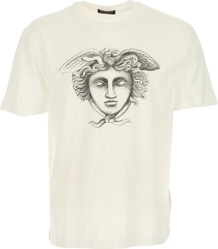 -12% Versace Tričko pro muže Ve výprodeji 03b1f12ffc6