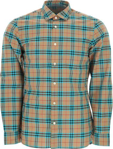 Burberry Košile pro muže Ve výprodeji 888b99d43b