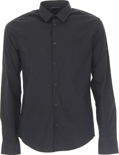Emporio Armani Košile pro muže Ve výprodeji v Outletu 9d9be8fda6