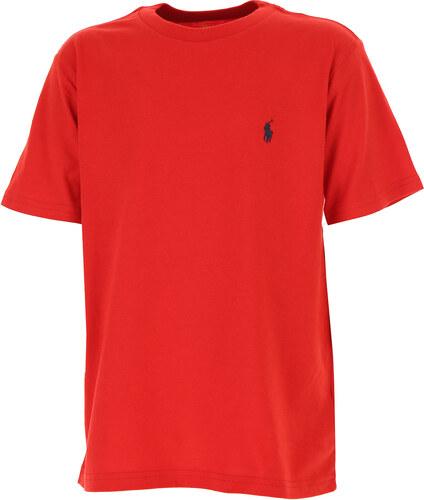 daad3ca5f77 Ralph Lauren Dětské tričko pro chlapce Ve výprodeji