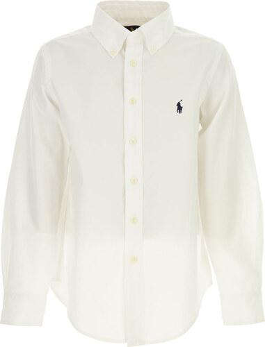 -13% Ralph Lauren Dětské košile pro chlapce Ve výprodeji e0d4e613c5
