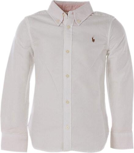 -25% Ralph Lauren Dětské košile pro dívky Ve výprodeji v Outletu c503d45e9f