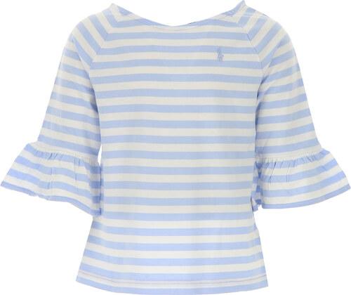 4546b021243 Ralph Lauren Dětské tričko pro dívky On Sale