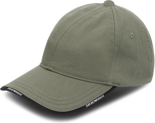 Baseball sapka EMPORIO ARMANI - 627502 8A552 00084 Military Green ... 925ff23ee8