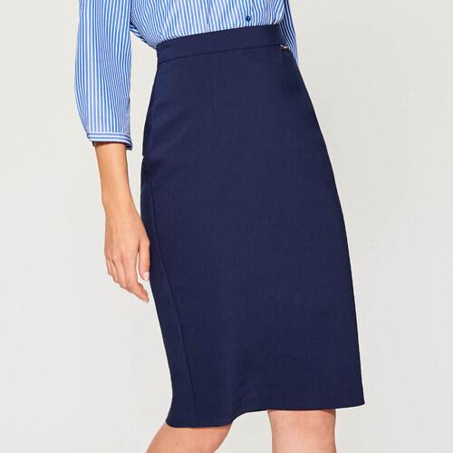 d14a9d6b03d8 Mohito - Puzdrová sukňa - Modrá - Glami.sk