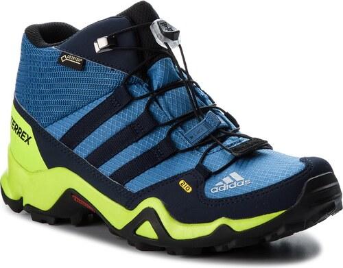 f64eefff057 -25% Boty adidas - Terrex Mid Gtx K GORE-TEX CM7710 Traroy Conavy Sslime