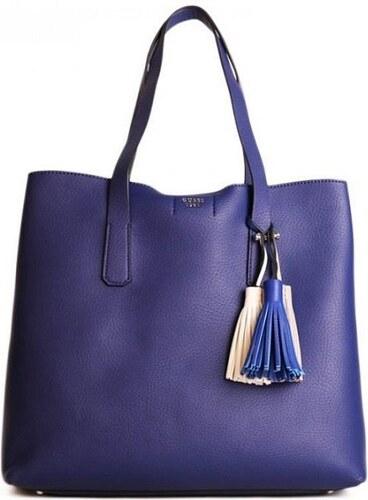Guess značkové luxusné kabelky cez plece modré VY 695 423 blue ... 9f67e6918f7