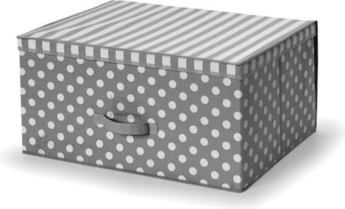 b6d64d603 Sivý úložný box Cosatto Trend, 60 × 45 cm - Glami.sk