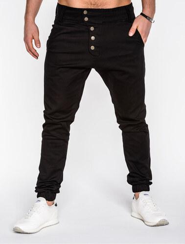 Kalhoty pánské OMBRE PANTS P480 BLACK - Glami.cz 0a84e2c533f