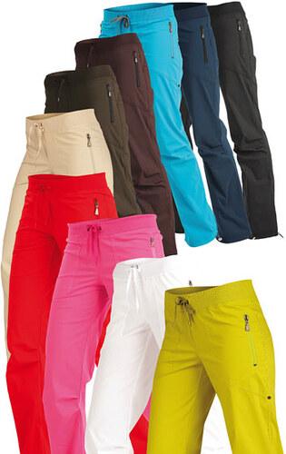 LITEX Kalhoty dámské dlouhé bokové. 99570104 žlutozelená S - Glami.cz 486eee5aae