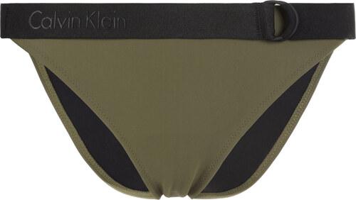 Női Calvin Klein Fürdőruha alsó Zöld - Glami.hu 2a11f4bf6b