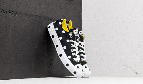 42d0ad72018d Converse Chuck Taylor All Star Ox Black  White  Fresh Yellow - Glami.cz
