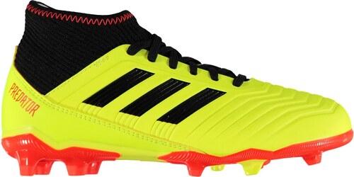 adidas Predator 18.3 Childrens FG Football Boots - Glami.hu be426b0469