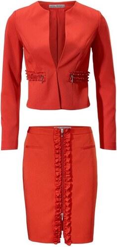 2709a38b7 Červený kostým Ashley Brooke - Glami.sk
