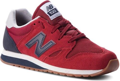 Sportcipő NEW BALANCE - U520EK Piros - Glami.hu 405695a31e