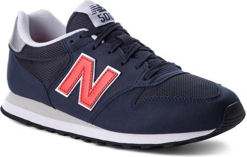 Sneakersy NEW BALANCE - GM500NRS Tmavomodrá - Glami.cz f26880706d