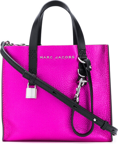 Marc Jacobs mini Grind crossbody bag - Pink - Glami.sk 095ad9cdbf6